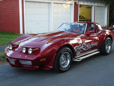 My 79 Corvette The
