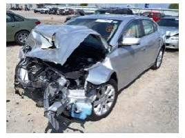 car accident claim and loss of business income
